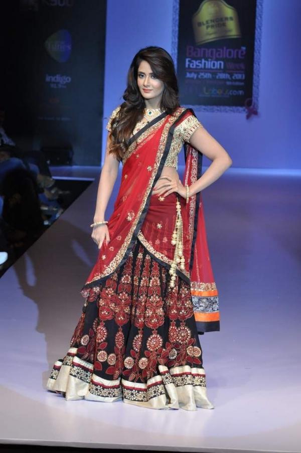 Bangalore fashion week models 54