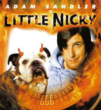 Poster Of Little Nicky (2000) In Hindi English Dual Audio 300MB Compressed Small Size Pc Movie Free Download Only At worldfree4u.com