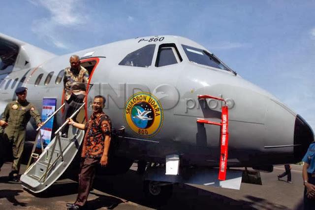 Keunggulan Pesawat Patroli TNI AL Produk PT DI