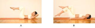 senam untuk mengecilkan perut 6 gerakan senam untuk mengecilkan perut ...