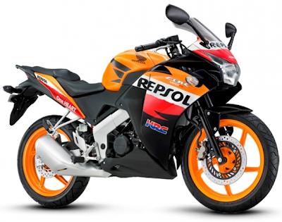 Honda CBR150R Repsol