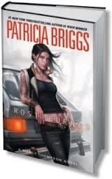 Patricia Briggs, Frost Burned, cover