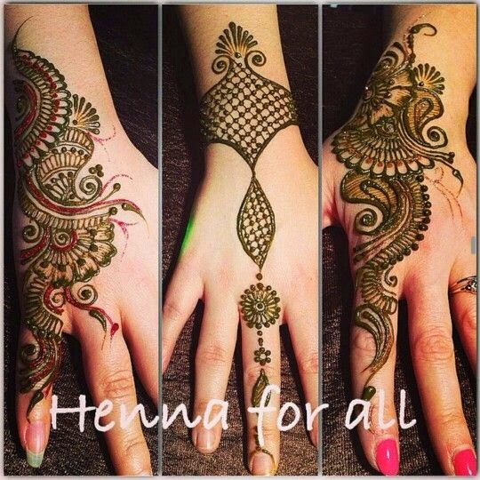 Mehndi Dailymotion : Simple mehndi designs dailymotion