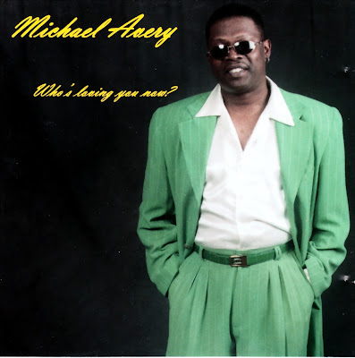 Michael Avery - Whos Loving You Now?-(CDS)-2000