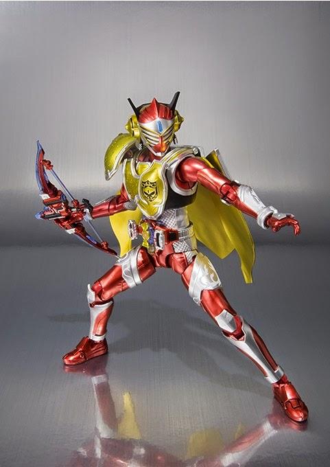Firestarter's Blog: S.H. Figuarts Kamen Rider Baron Lemon ...