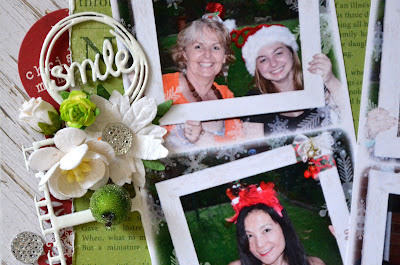 Scrapbooking Christmas Layouts