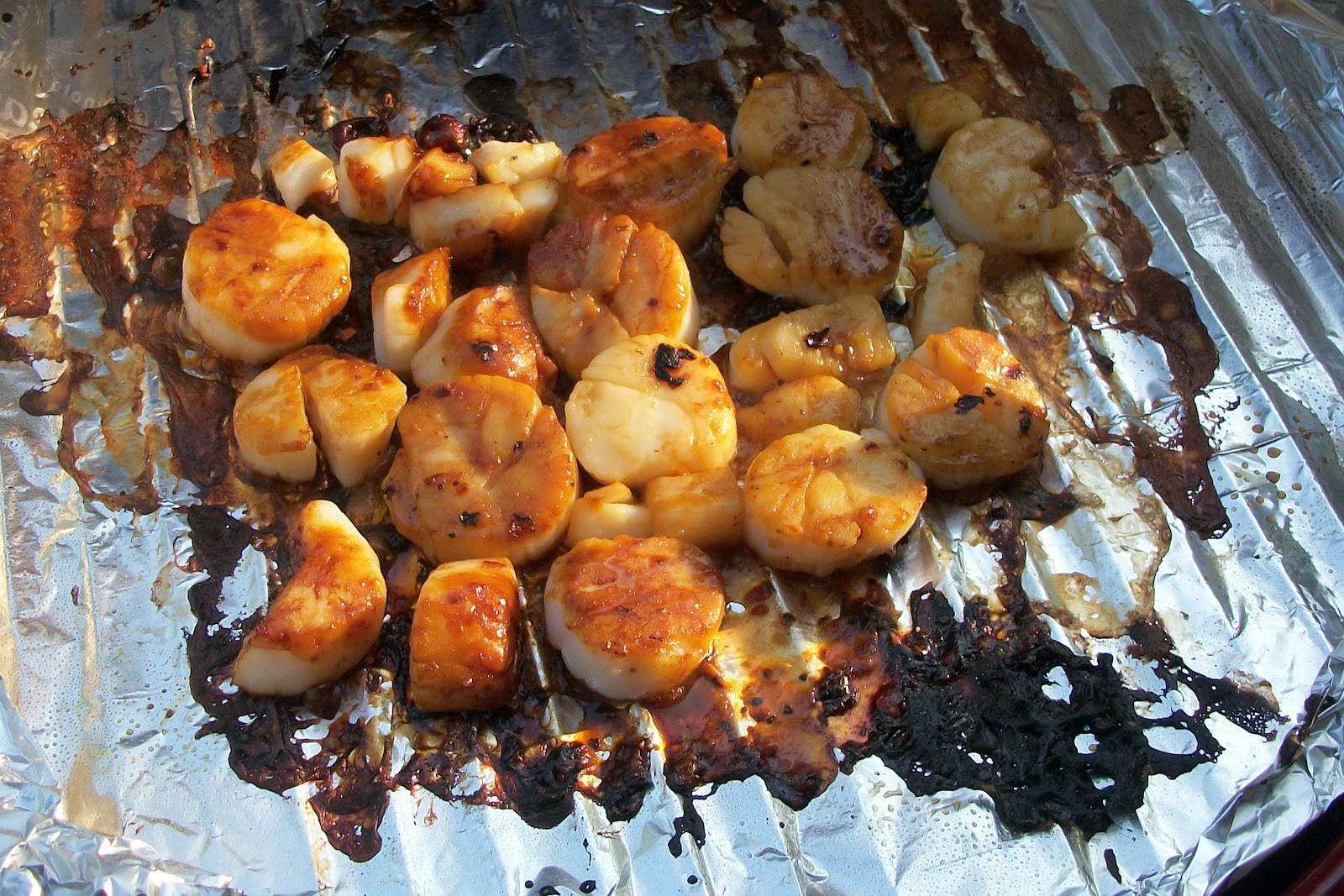What's Cooking With Melissa?: Coconut Shrimp and Grilled ...