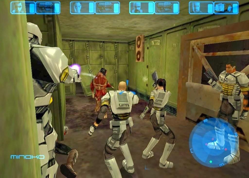 Project Eden gameplay