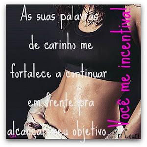 """Ganhei da Léia do blog """"Minha Reabilitação Alimentar"""" Obrigada! :)"""