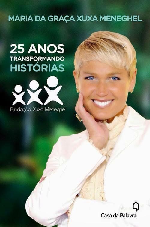 LIVRO  25 ANOS TRANFORMANDO HISTÓRIAS