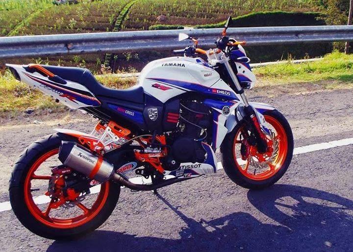Demikianlah beberapa Gambar Modifikasi Motor Yamaha Byson Terbaru yang  title=