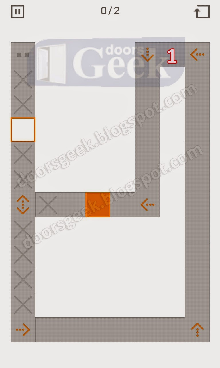 Blip blup pack 8 level 5 doors geek for Solution wordbrain cuisine