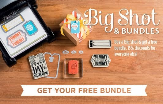 Stampin' Up! UK August Promotion
