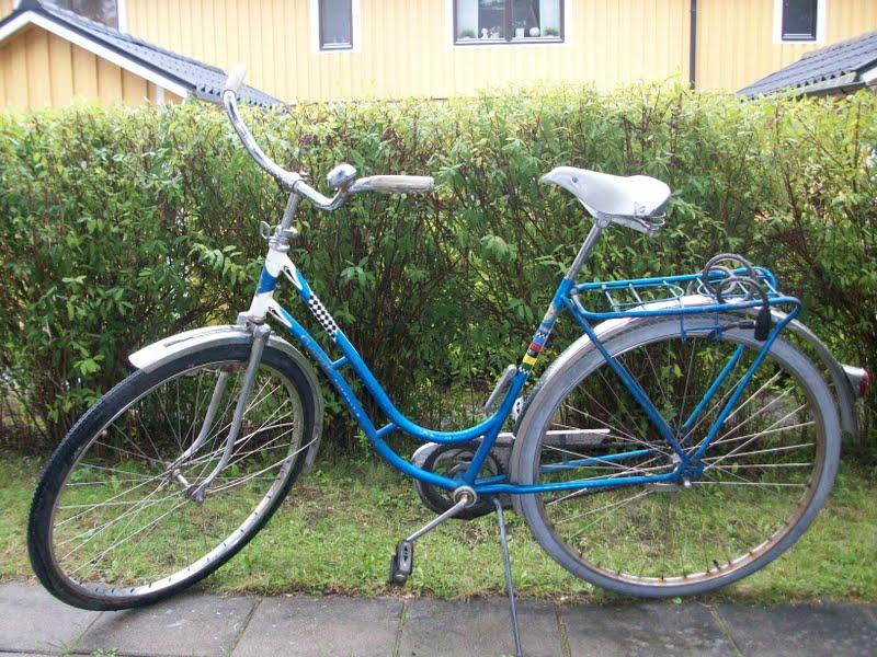 crescent begagnad cykel