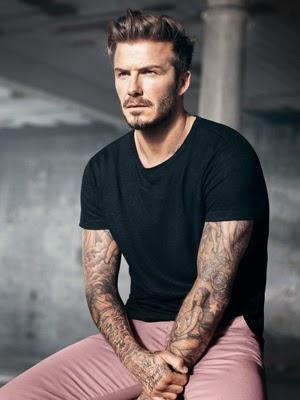 H&M ropa para hombre David Beckham