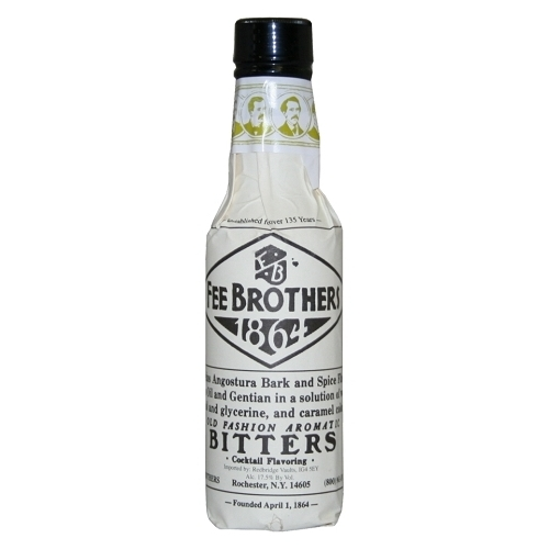 The Best Bottle of Bitters (great for a gift)