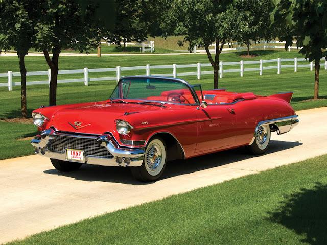 1957 Cadillac Eldorado Biarritz | キャデラック・エルドラド ビアリッツ