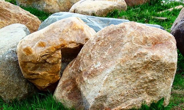 Общение с камнями