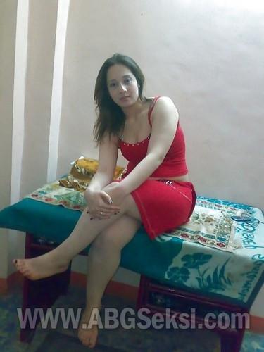foto hot tante pakai lingerie 4
