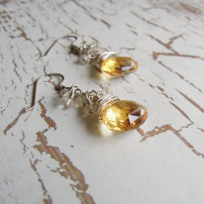 https://www.etsy.com/listing/216015278/yellow-gemstone-earrings-golden-citrine