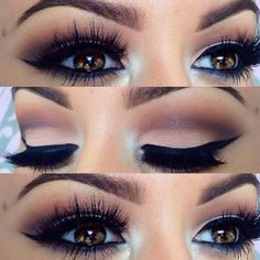 Eye Makeup Looks for Brown Eyes