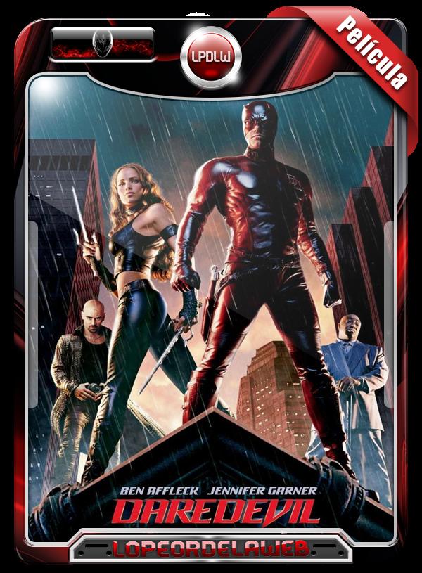 Daredevil: El Hombre Sin Miedo (2003) 720p H264 Dual