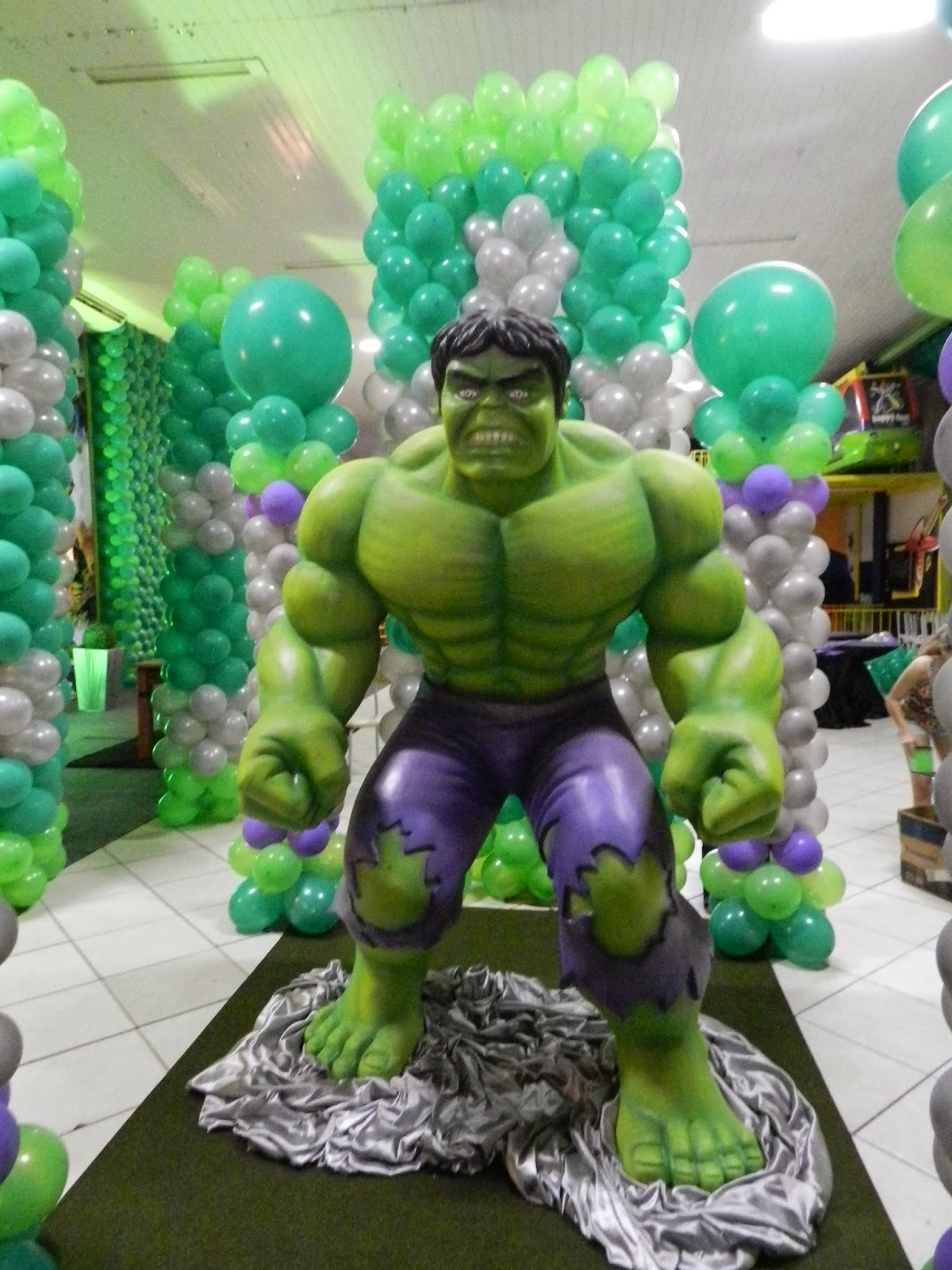 Incrivel Hulck Cheap scrapkarla: festa do incrÍvel hulk do lorenzo