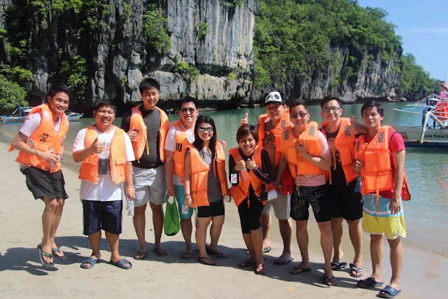 New Hires Forevermore (NHFM) in Underground River Palawan