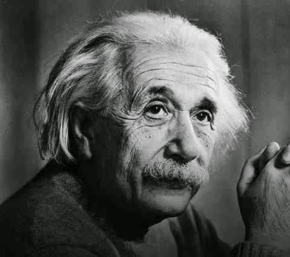 Scientist : Albert Einstein