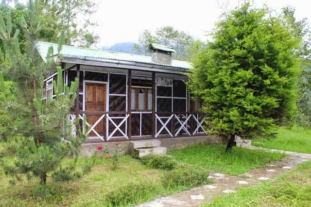 Singalila Jungle Lodge