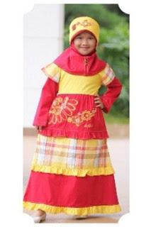 Baju Muslim Anak Soleh Baju Muslim Anak Keke