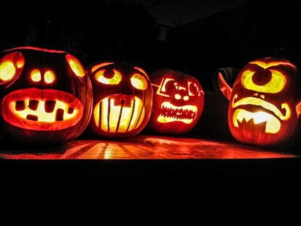 Six best Halloween day Pumpkin carving Arts