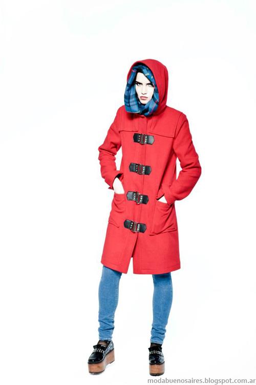 Allo Martinez invierno 2013 moda