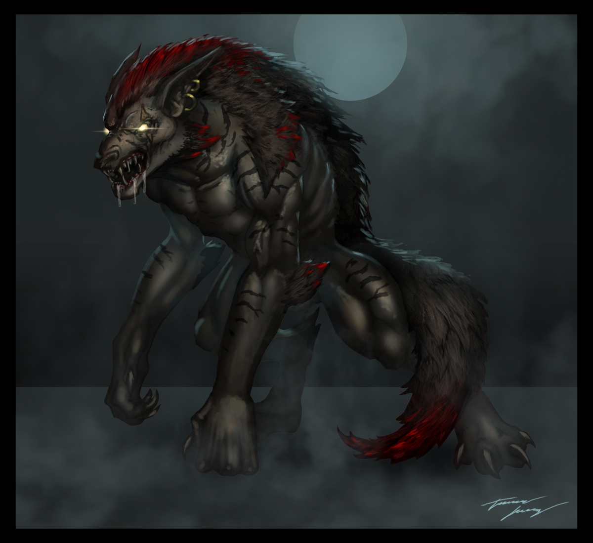 Hental werewolf xxx videos