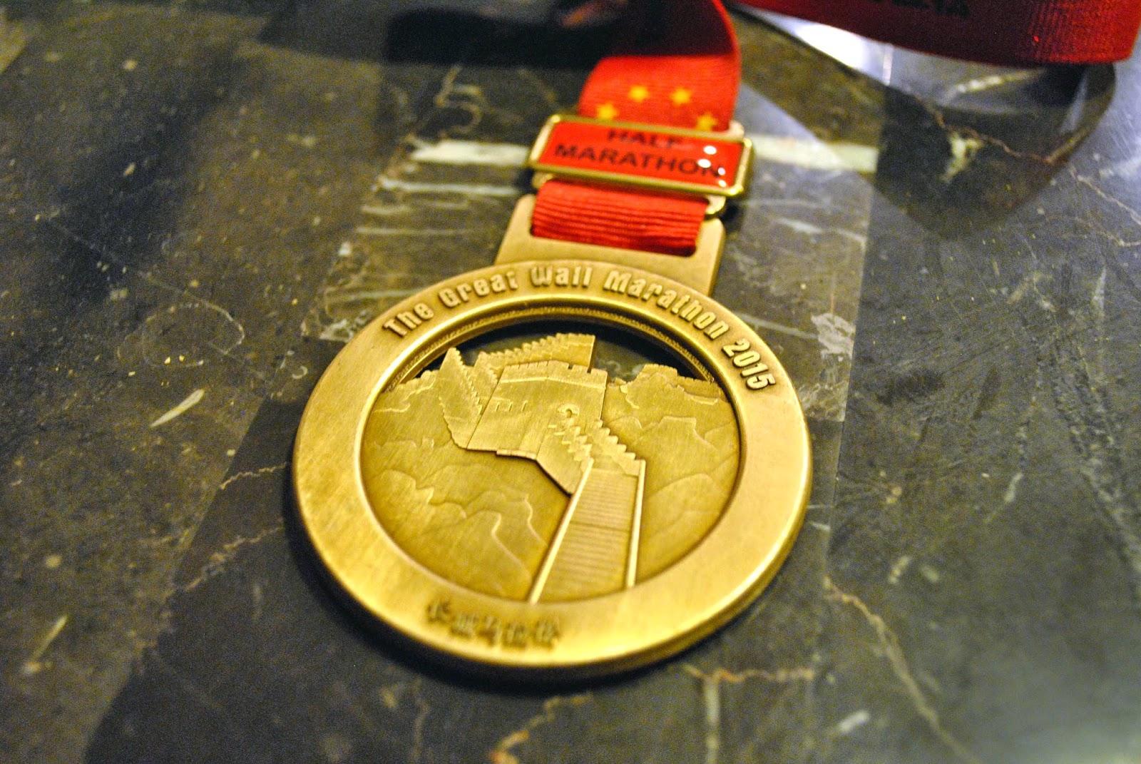 A Buhr Blog The Great Wall Marathon Half Runlikehales - Great wall marathon