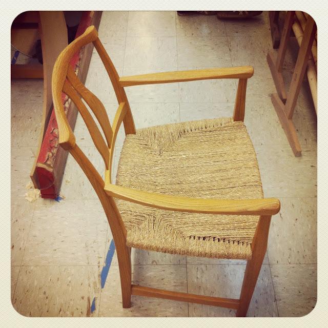 Darrick rasmussen, Vidar chair