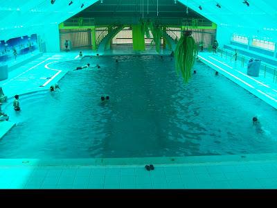 Todo sobre juliaca piscina municipal de juliaca for Construccion piscina temperada