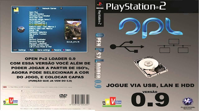 how to download ps2 iso on open emu