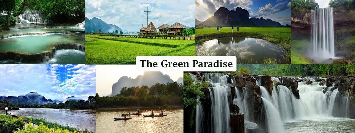 Laos Highlight