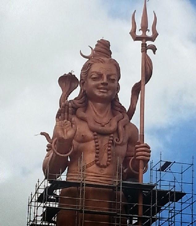Mauritius - Shiva