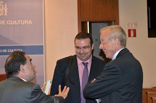 Prof. Garrote, Prof. Bercovitz, Prof. Lucas