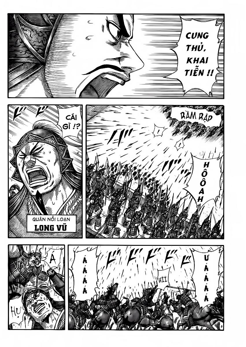 Kingdom - Vương Giả Thiên Hạ Chapter 378 page 5 - IZTruyenTranh.com