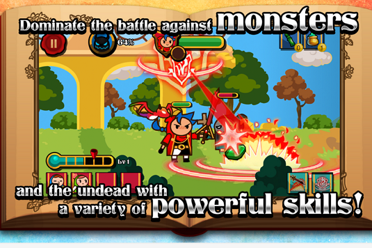 Wizard & Dragon Defense v1.2.2 APK (Mod Money)