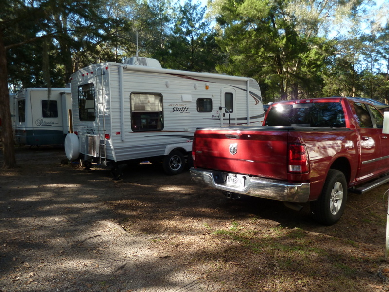 A Whole Month In Robertsdale Alabama Went By And Benno I Get The Urge For Wanderlust Again Our Stay Hilltop RV Park Had Been Pleasant