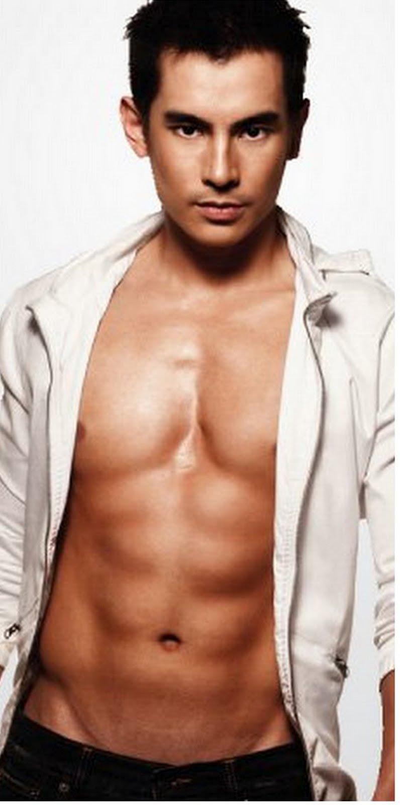Mister Universe Model 2011