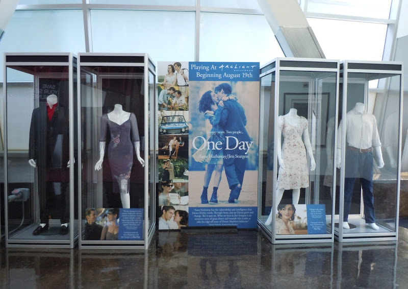 One Day movie costume display