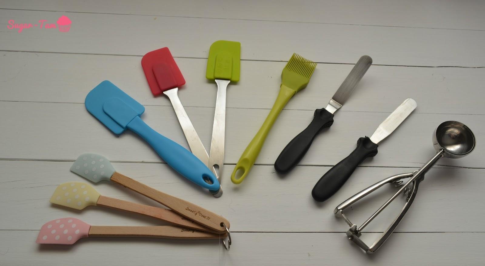 Utensilios para pastelera utilcentre utensilios para for Utensilios de cocina para zurdos