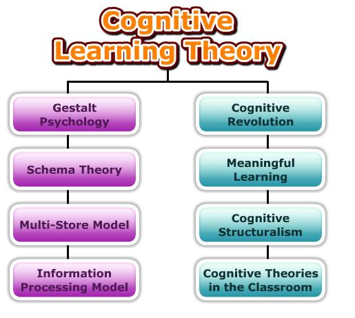 learning cognitive theories essay