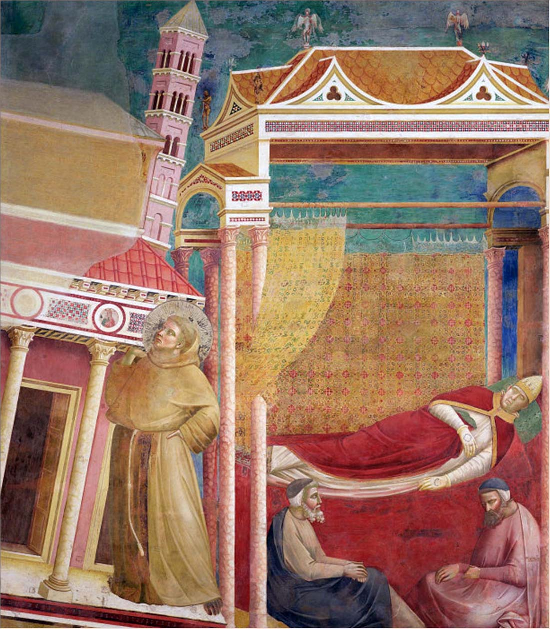 cimabue and giotto relationship