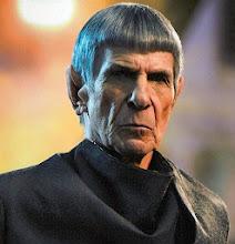 Spock - Mr. Leonard Nimoy